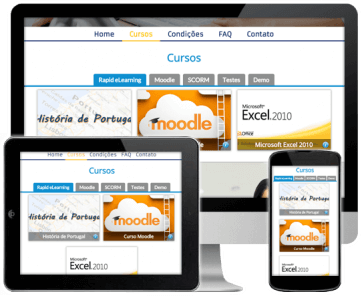 Plataforma e-learning - Multiplataforma